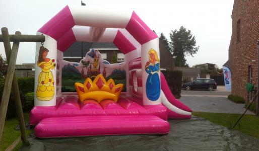 springkasteel de prinsessen