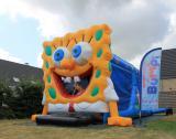 Spongebob springkasteel